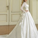 Modest wedding gowns for muslims – Wedding gowns 2013