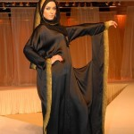 Latest abaya fashion trends 2013