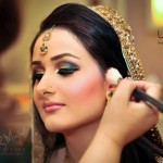 Bridal walima makeup 2013 – Pakistani bridal makeover