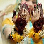 new mehandi designs for bride