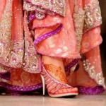 pakistani bridal shoes