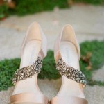 stylish bridal shoes designs