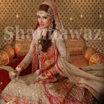 traditional bridal dresses for walima