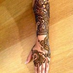 wedding mehndi designs 2013