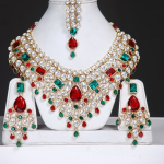 Indian kundan jewelry designs – Bridal kundan jewelry sets