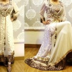 Pakistani open shirt and double shirt dresses 2013