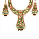Kundan jewelry designs