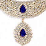 Kundan jewelry sets for brides