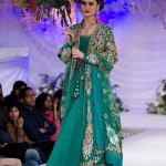 Latest styles of bridal dresses 2013