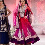 New styles of bridal dresses 2013