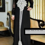 Pakistani dresses black color