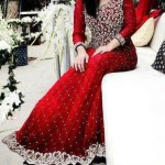 Pakistani Bridal Gowns Collection 2013 | New Bridal Gown Designs