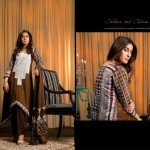 Stylish pakistani tail frocks