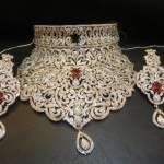 Wedding kundan jewelry sets