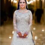 White bridal dresses for walima