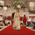 pakistani bridal dresses in white color