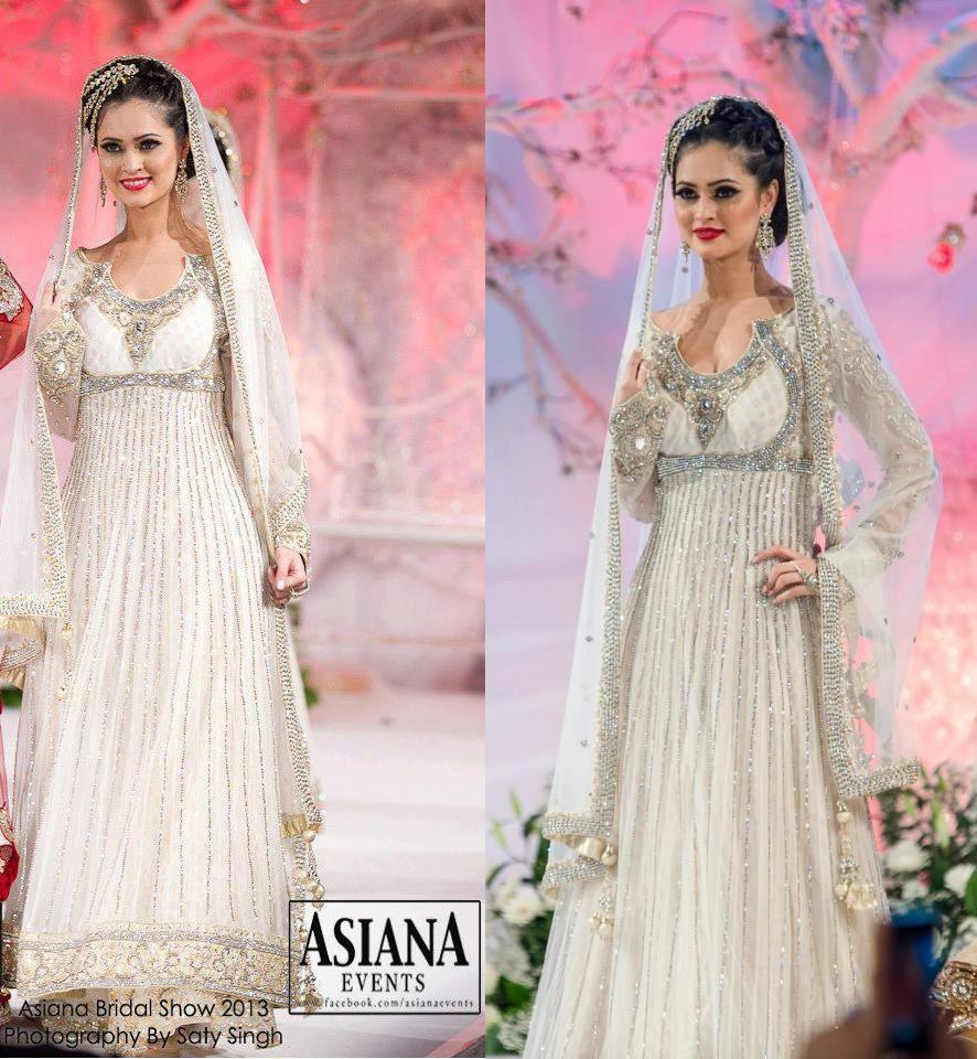 White color dresses pakistani