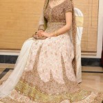 white bridal lehnga designs