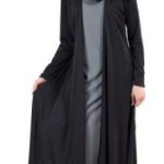 Simple abaya designs-Casual abaya designs