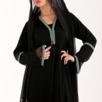 Dubai abaya simple designs