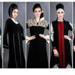 Latest abaya styles 2013 – Stylish Abayas & Jilbab Designs