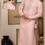 Embroidered formal kurta designs