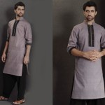 Formal kurta designs for men – Pakistani kurta collection 2013