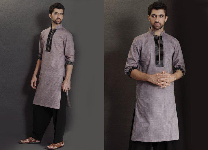 White Kurta Design 2013 Formal Kurta Designs 2013