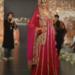 Latest pakistani bridal dress