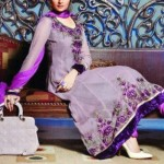 Pakistani dresses with neck embroidery &#8211; Pakistani dresses 2013