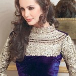 latest pakistani outfits 2013