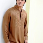 pakistani brnaded formal kurta designs
