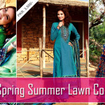 AL KARAM Spring Summer Lawn Collection 2013
