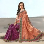 Beautiful Indian saree designs