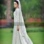 Bridal tail frock design