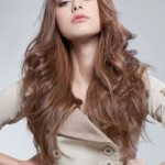 Feather hair cutting styles 2013