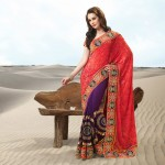 Formal indian saree designs