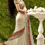 Formal saree designs