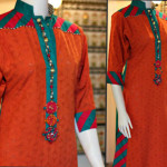Girls kurta fashion