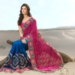 Latest designs of indian sarees
