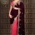 Latest styles of Indian saree