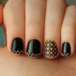 Nail art at home ideas