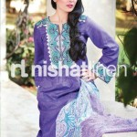 Nishat summer lawn collection