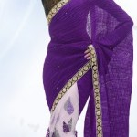 Saree designs for wedding