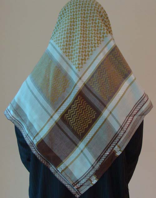 Shemagh Style for men in Saudia