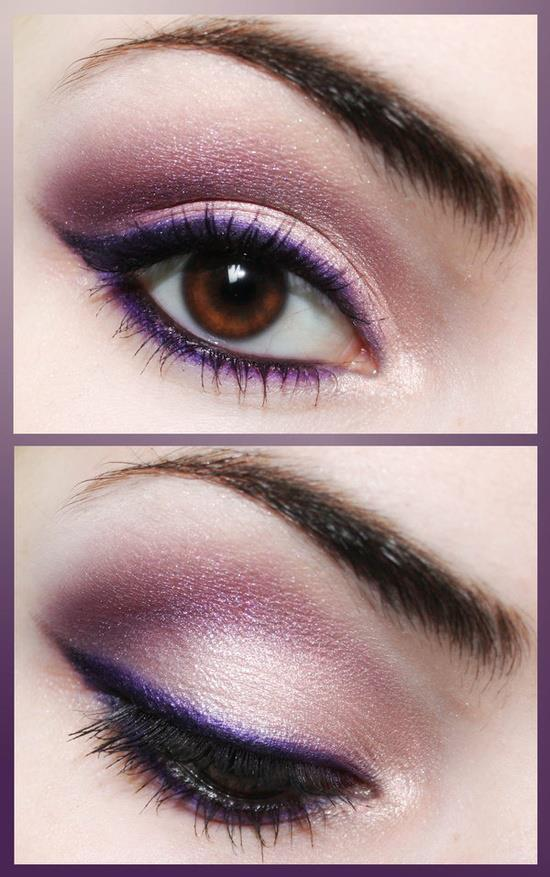 How to do eye makeup at home - Eye makeup ideas