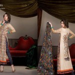Summer lawn collection by asim jofa