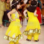 Traditional pakistani kids party dresses