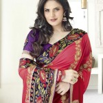 Zarine khan saree designs
