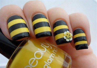 Nail art designs for girls nail art ideas 2013 you can make your nails more attractive by using beads stickers or glitter on them so have a look on our nail art designs and try new and latest prinsesfo Images